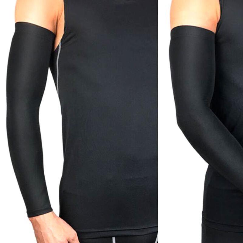 Fashion  Arm Sleeves Arm Warmer Unisex UV Protection Outdoor Temporary  Arm Sleeve Breathable UV Protection Warmer Sleeve