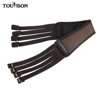 New Arrival Tourbon Design Hunting Accessories Canvas Duck Strap Bird Double Game Carrier For Shoulder Padded