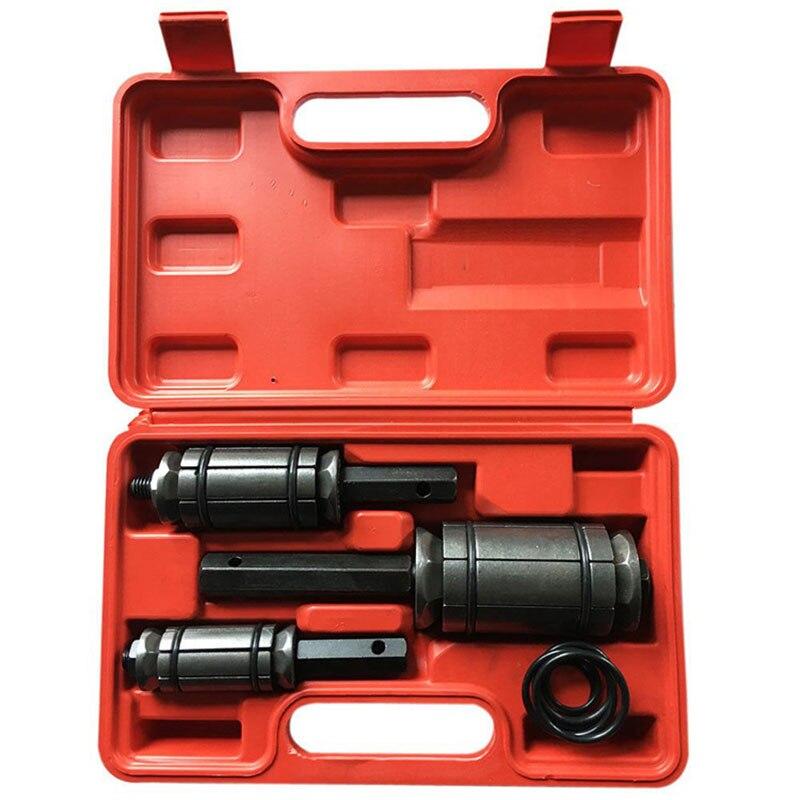 Voiture tuyau d'échappement expanseur tuyau d'échappement outil d'expansion réparation réparation tube d'expansion tube d'expansion trou d'expansion 29-89mm