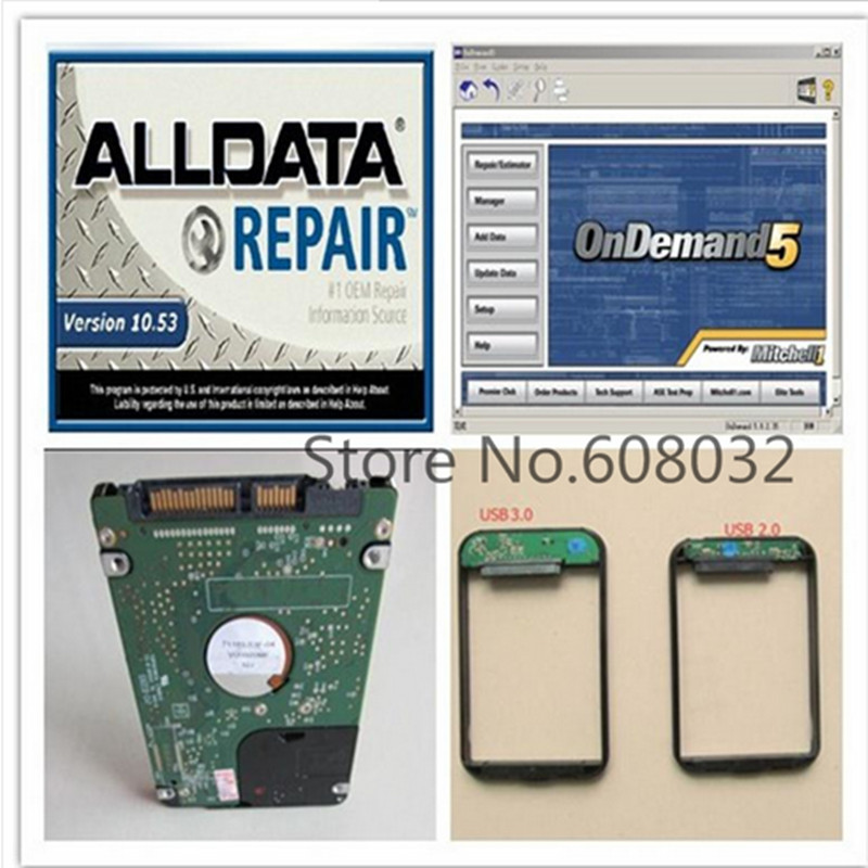 Mitchell ondemand 5 8 0 10 install disk setup key
