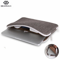 Gearmax Laptop Sleeve Bag 11 12 14 15 6 Women Men 2017 For Xiaomi Mi Notebook