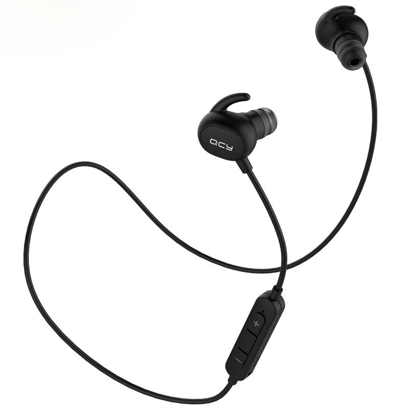New QY19 IPX4-rated sweatproof headphones bluetooth 4.1 wireless sports earphones running aptx earbuds stereo headset with MIC bijela ht2110 sweatproof stereo bluetooth 4 1 headphones wireless sports earphones aptx headset with mic for iphone 7 s8