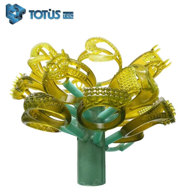 3D Macchina da Stampa Cera Resina Direttamente Estremamente Facile Colata Fotosensibile UV Resina Per Monili, Dentale, nel Settore dei giocattoli In Cina