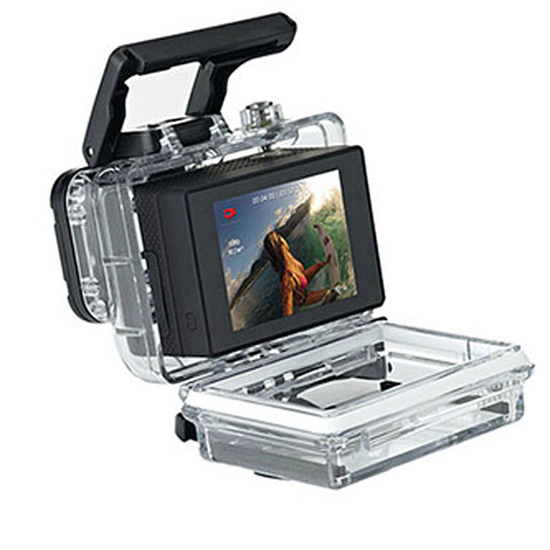 New LCD BacPac Display Viewer Monitor Screen For Gopro Hero 3 4 T22