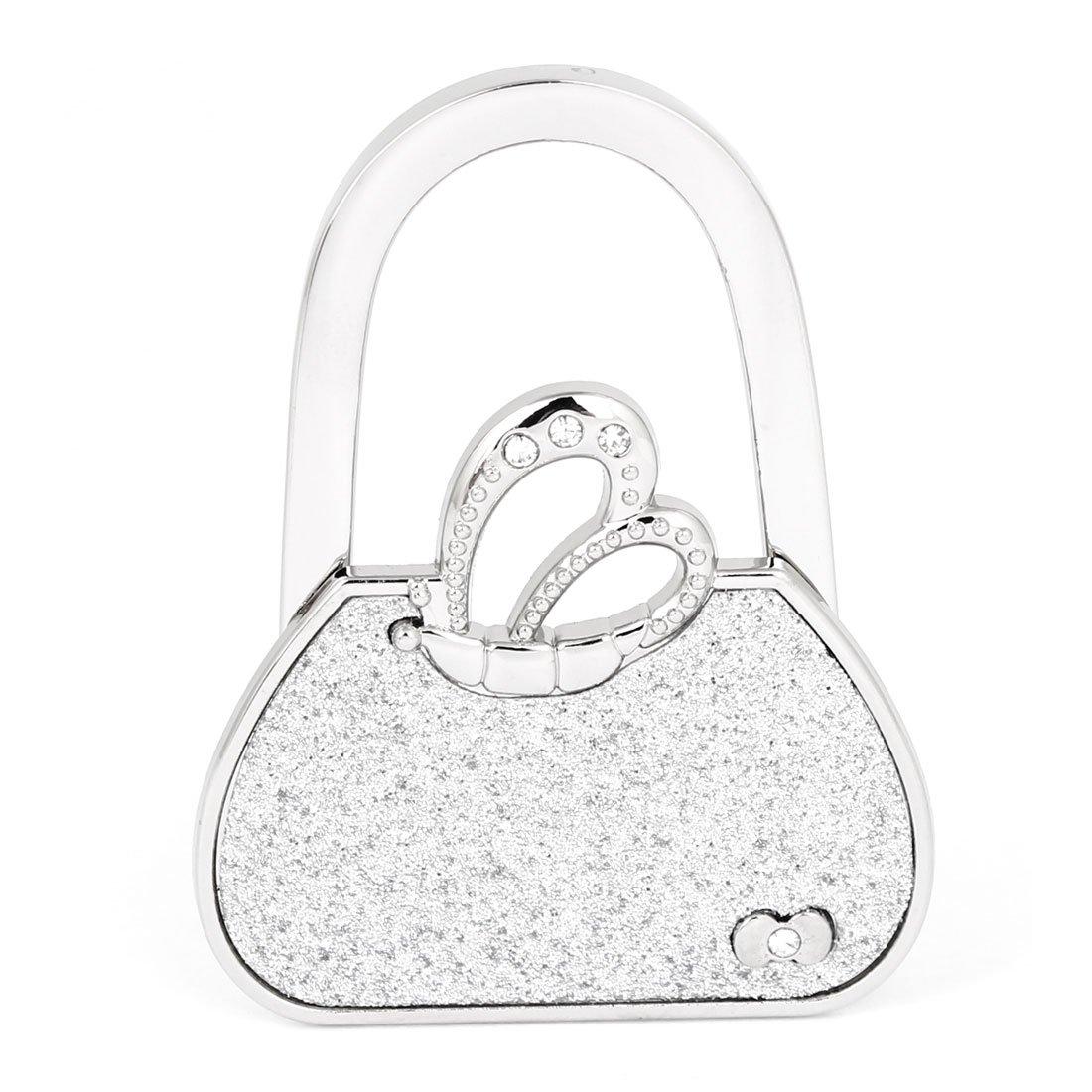 Gsfy-Бабочка Акцент складной стол крюк кошелек вешалка держатель для Для женщин