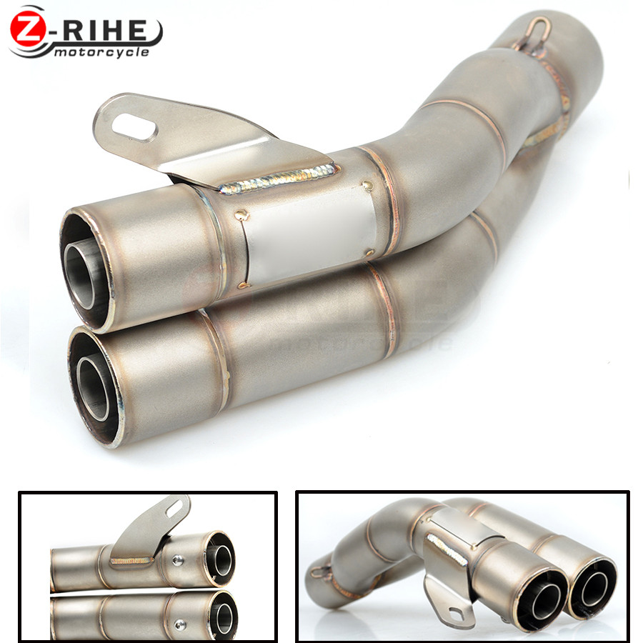 for Universal 36-51mm Motorcycle parts Exhaust Modified Motorbike Exhaust Pipe stainless steel For HONDA CB300F CB500F CB500X 13 for 36 51mm universal motorcycle exhaust motorbike exhaust pipes bike muffler for honda cb500f cb 500 f cb500 f cb 500f 2