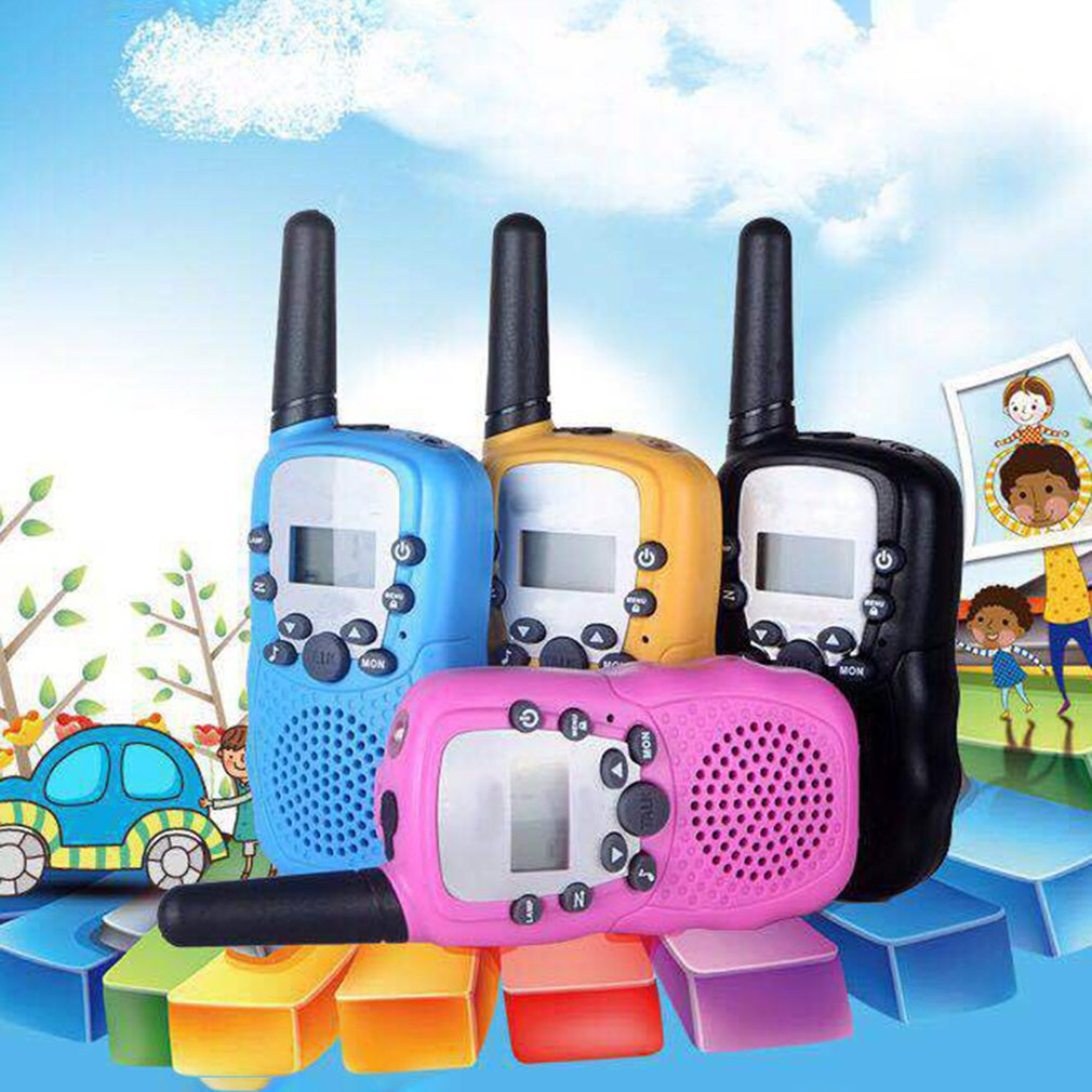 2pcs Baofeng <font><b>BF</b></font>-T3 Pmr446 Walkie Talkie Best Gift for <font><b>Children</b></font> Radio Handheld T3 Mini Wireless Two Way Radio Kids Toy Woki Toki image