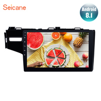 Seicane 2Din Android 8.1 For 2014 Honda FIT Left Hand Drive Car Radio Audio GPS Navi Stereo Wifi Multimedia Player Head Unit 3G