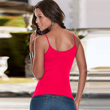 Sexy Criss Cross T-shirt Women Strap V Neck Care Products Sexy Backless Women Crops Top Femme Camisole Blusas Tank Tops