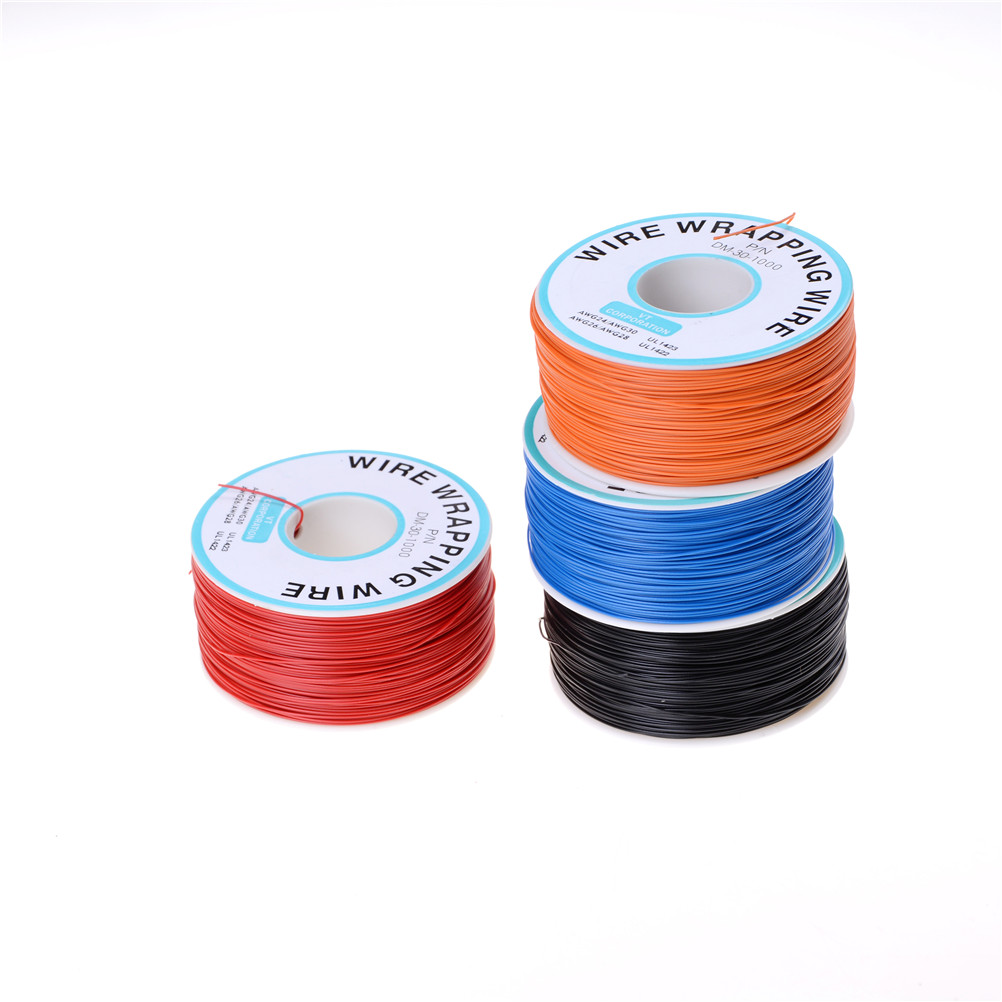 Electrical Wires 1Roll 30awg OK Line Electric Cable 250 Meters Long ...
