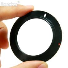M42 объектив для AI для Nikon F Крепление переходное кольцо с пластиной для Nikon D70s D3100 D100 D7000 D90 D40 D300 D700