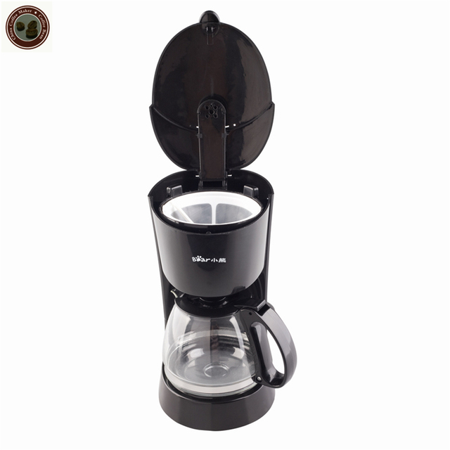220v Drip Coffee Filter Full Automatic Machine The