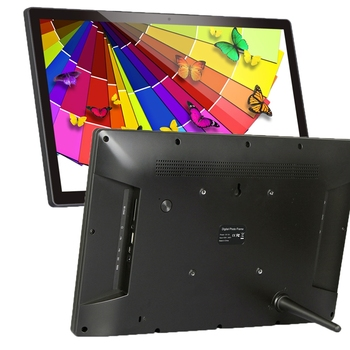 Full HD 15.6 inch IPS panel RAM 1GB ROM 8GB Android 4.4 Flat television