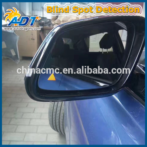Newest Blind Spot Monitor Side Assist System With Mounting