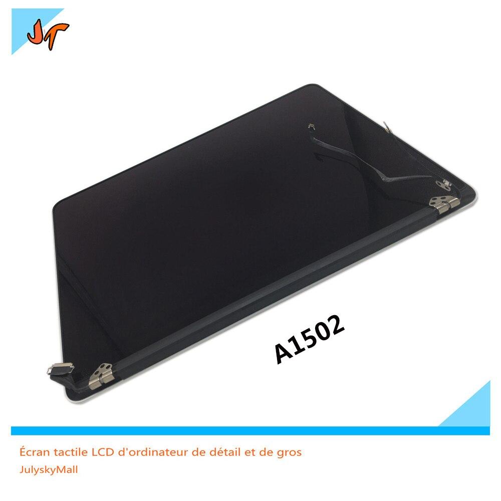 אמיתי 2013 2014 שנה נבדק LCD A1502 עבור Apple Macbook רשתית 13 A1502 LED LCD מסך תצוגה מלא הרכבה EMC 2678 EMC 2875