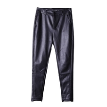 New Men's Clothing Winter Piaodai stereo pocket design loose and casual pants trousers casual pants feet feet Wei costumes