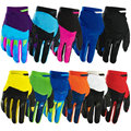 2017 BMX XC Motocross Gloves cross Bicycle Cycling Gloves Mountain Bike Non-slip Breathable MX DH AR MTB Glove Bluetooth car MP3