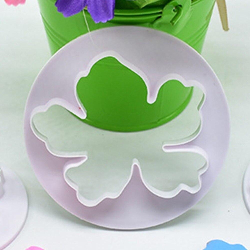 1pcs Flower Embossing Cake Mold Sugar Mould Ribbon Cutter