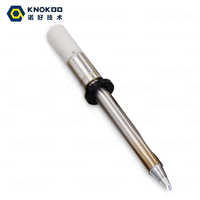 KNOKOO T20 BC2 Soldering Iron Tips With Ceramic Heater For FX838 Soldering Station And FX8301 8302