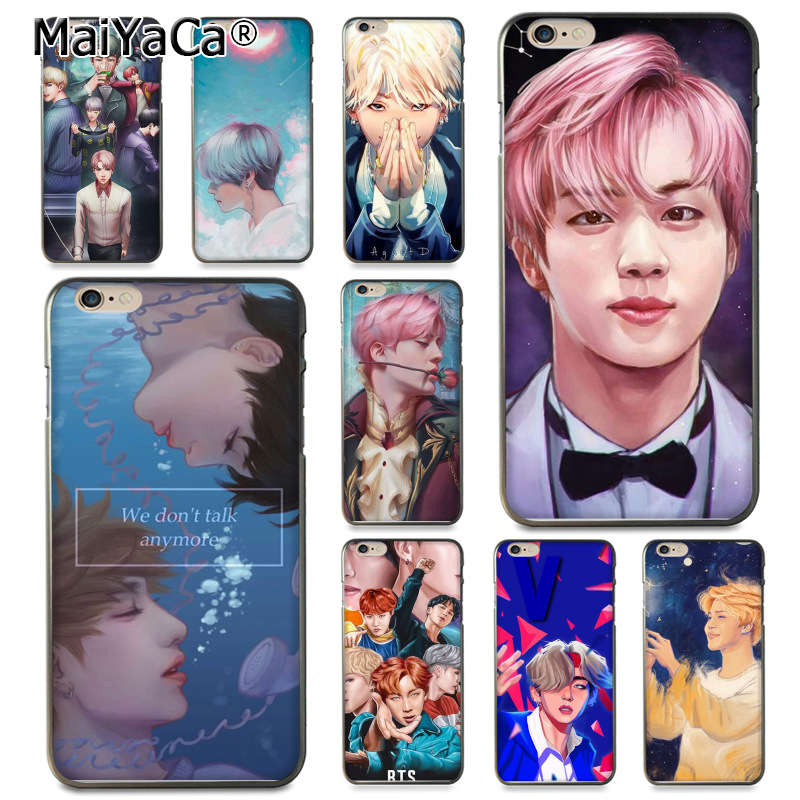bts coque iphone 8