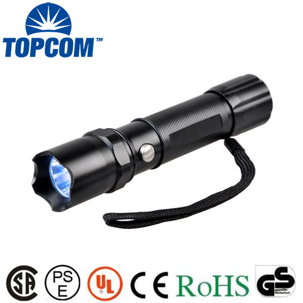[Free ship] Super high power The vertical light led UV 365nM 395nM UV ultraviolet Light UV Flashlight [free ship] led uv scorpion flashlight waterproof high power 395nm ultraviolet lamp purple uv torch led light zoom flashlight