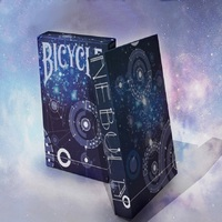 Bicycle Nebula Playing Cards Poker Size Deck USPCC Limited Edition Rare Deck Magic Cards Magia Magic