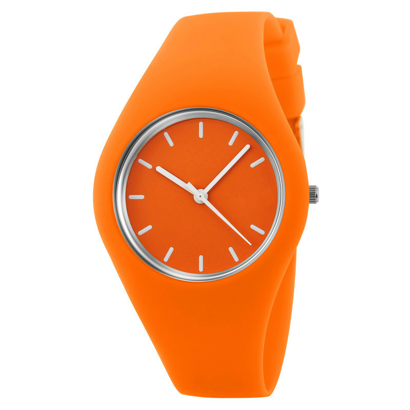 New Design Watches Women  Brand Fashion Casual Watches Silicone Sport Relojes Mujer Women Watches Sport Women Watches Clock 2018