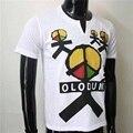 Бесплатная доставка оптовая продажа майкл джексон OLODUM футболка они не заботятся о сша