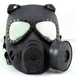 Emirates Airsoft Protection Mask MO4 nuclear war crisis series (Black OD)
