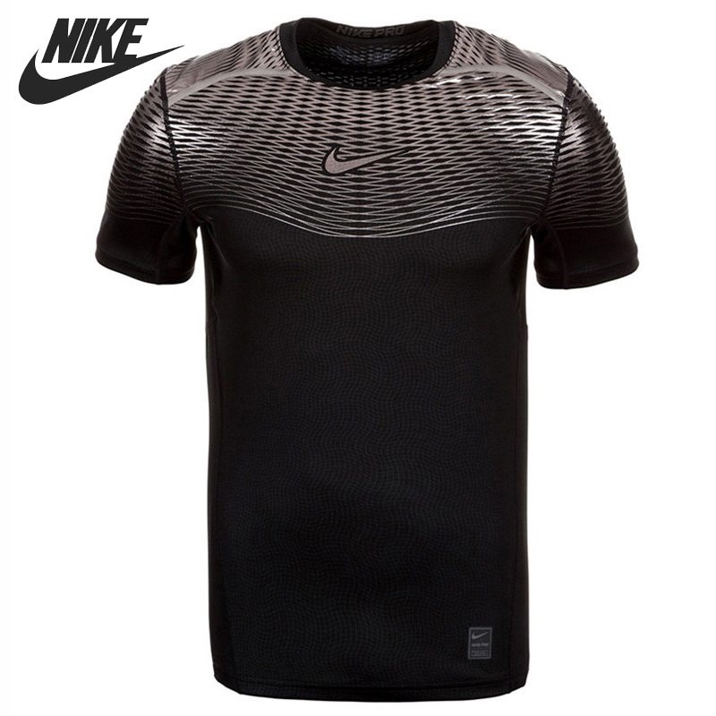 все цены на Original New Arrival  NIKE HYPERCOOL MAX Men's Training T-shirts short sleeve Sportswear онлайн