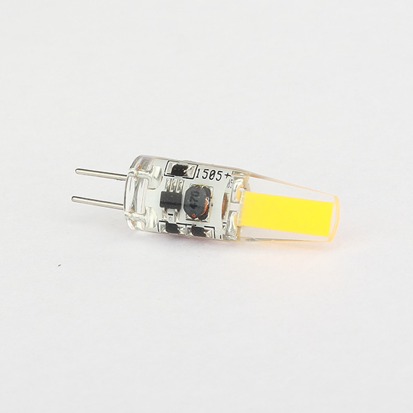 COB LED SMD G4 LED LIGHT BULB 6W 12VDC/12VAC/24VDC MARINE RV BOAT BULB 480-510LM CAPSULE SILICON G4 IP PROTECTION 10pcs/lot