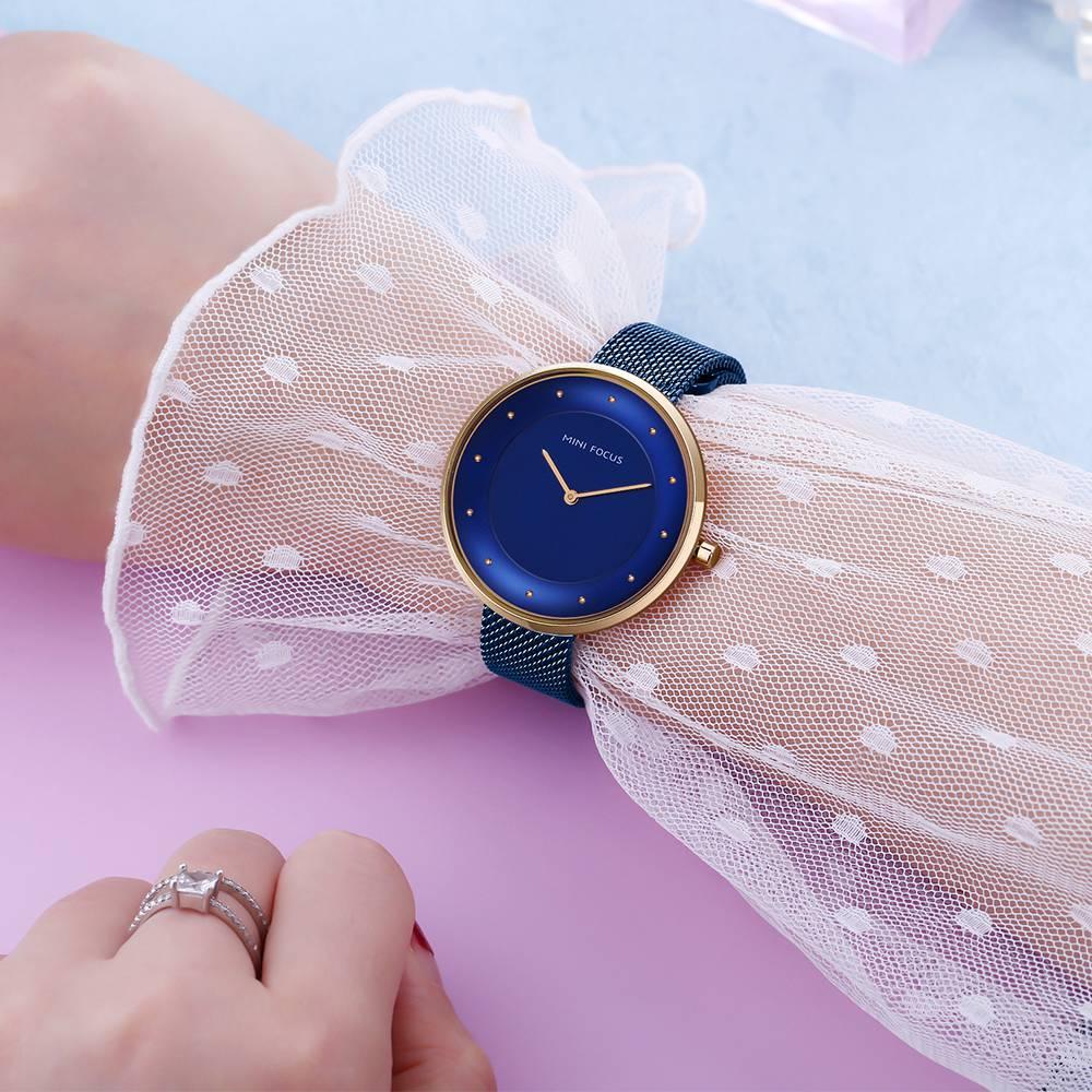 MINI FOCUS Լավագույն ապրանքանիշ Շքեղ - Կանացի ժամացույցներ - Լուսանկար 4