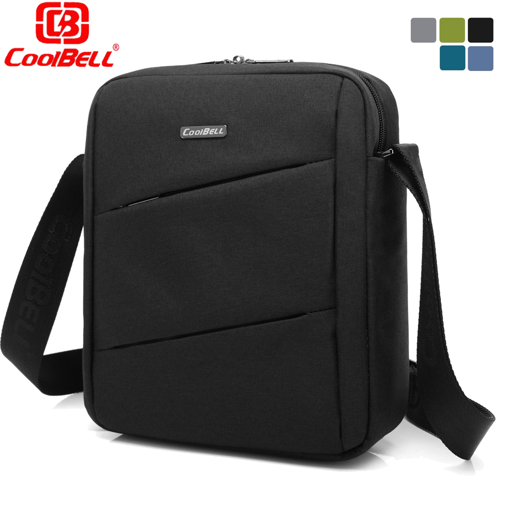 9 9.7 10.1 inch Tablet Mens Messager Bag Business Shoulder Bag Leisure Travel Bag Women Messenger Mini Shoulder Bag small tote