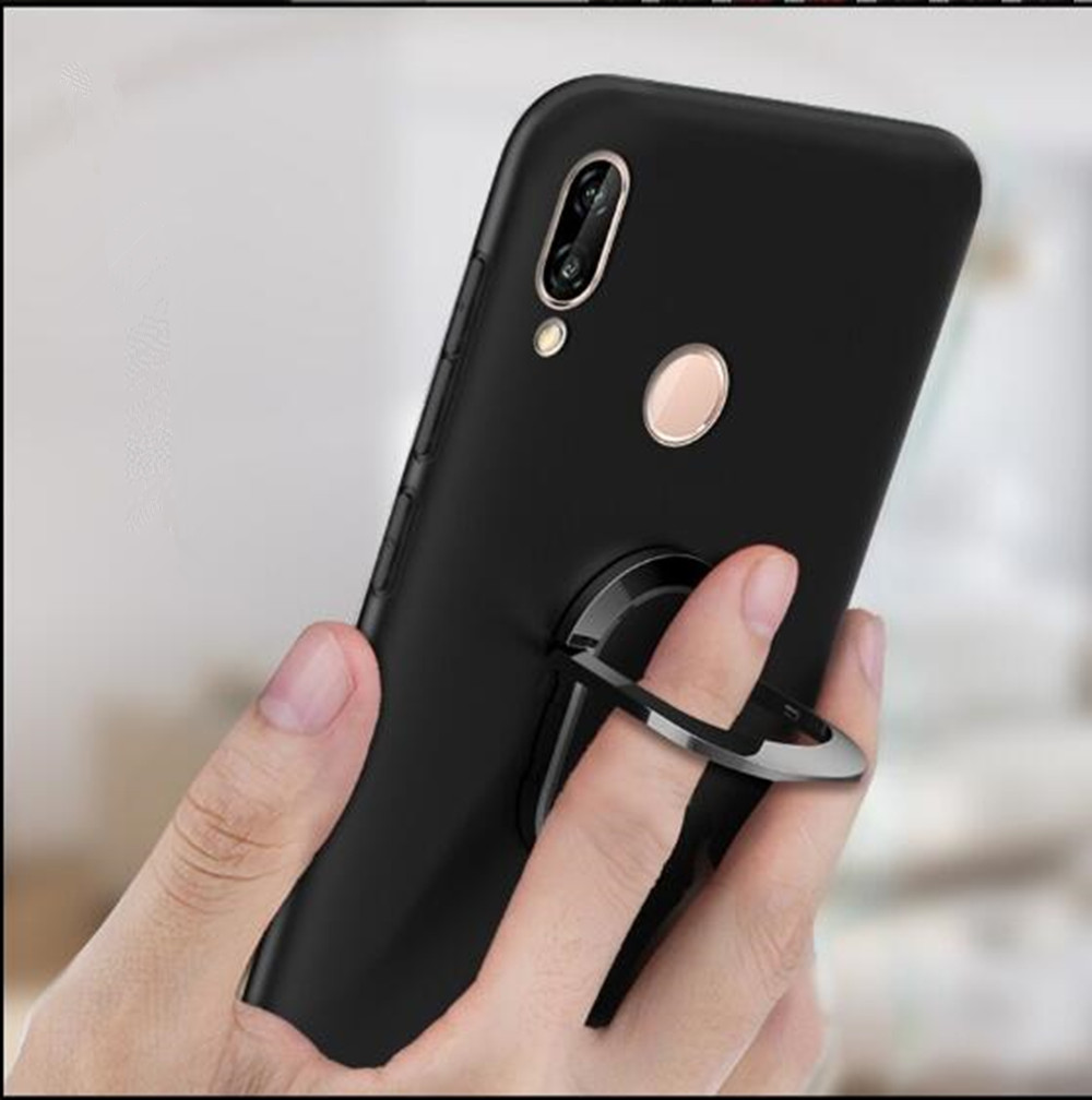 For <font><b>Sony</b></font> Xperia 10 Plus <font><b>Xperia10</b></font> I3113 I4113 I4193 I3123 Soft <font><b>Case</b></font> Magnetic Magnet Car Finger Ring <font><b>Case</b></font> For <font><b>Sony</b></font> Xperia 10 image