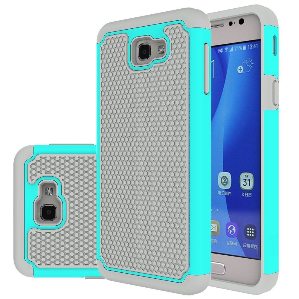 superior quality a1fee bc82a For Samsung Galaxy J5 Prime Case Samsung J5 Prime Case Heavy Duty Rubber  Shockproof Back Cover For Galaxy J5 Prime G570F G570M