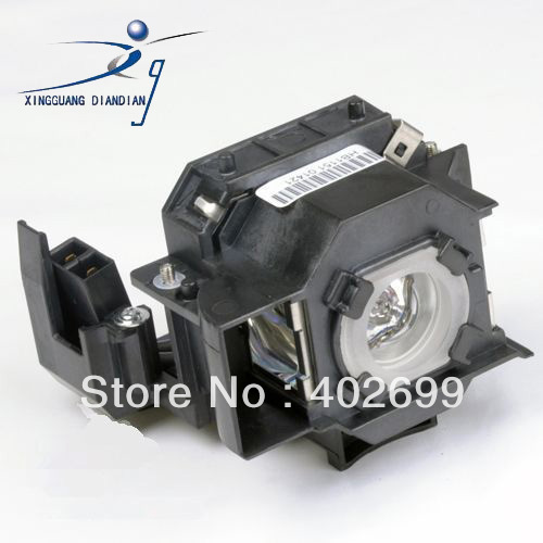 original ELPLP36 projector bulb  for Epson S4 S42 with housing