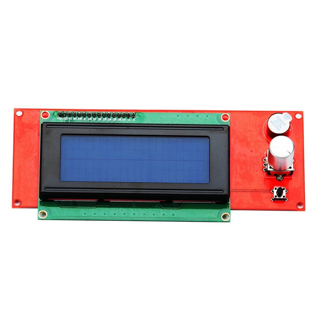 1PC Durable Mini-Rambo 1.3 Control PCB Board and LCD Screen Kit 3D Printing Part-SCLL