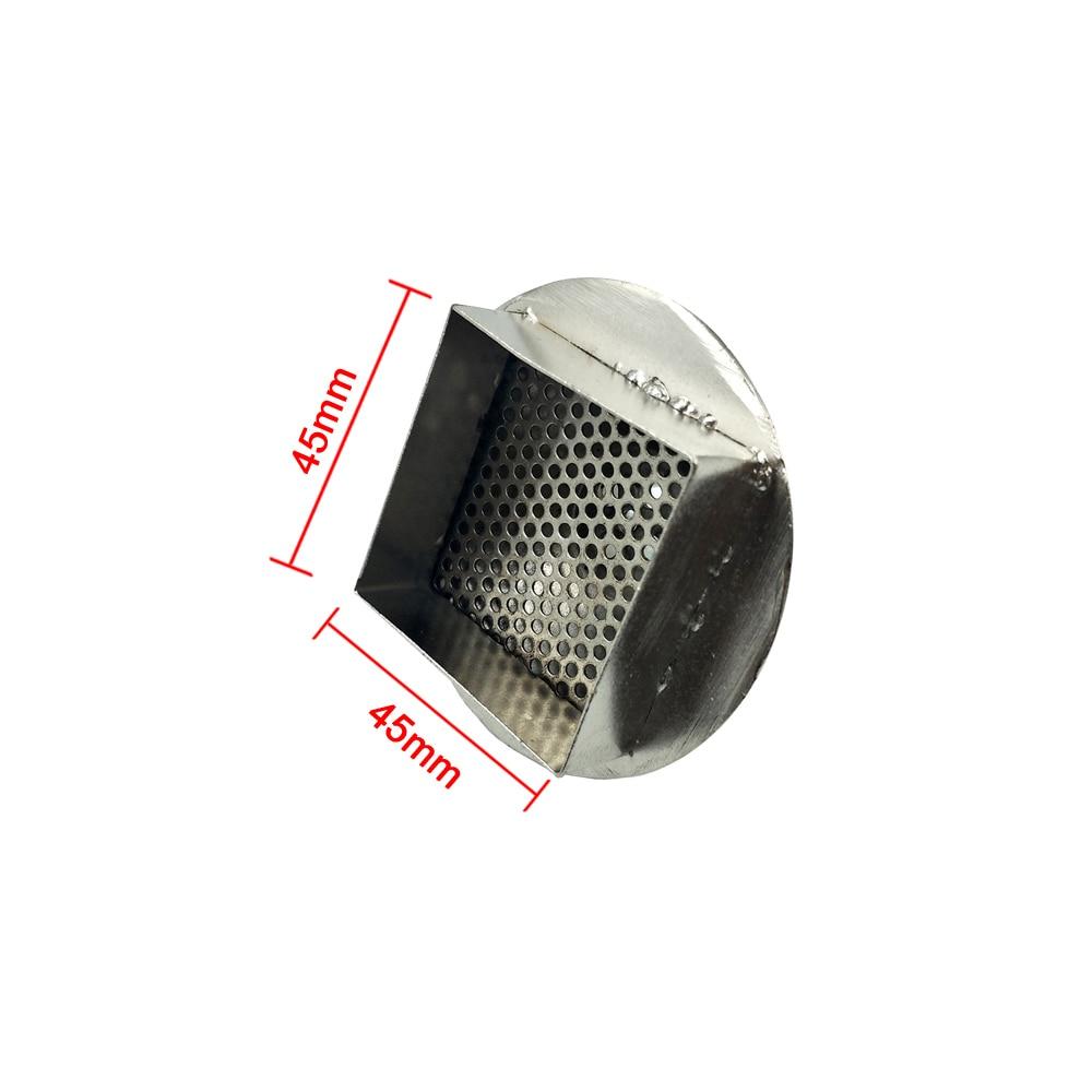1PCS 45mm*45mm Hot Air Gun Square Nozzles BGA Soldering Station Rework Stations Universal BGA Nozzle Welding Accessories