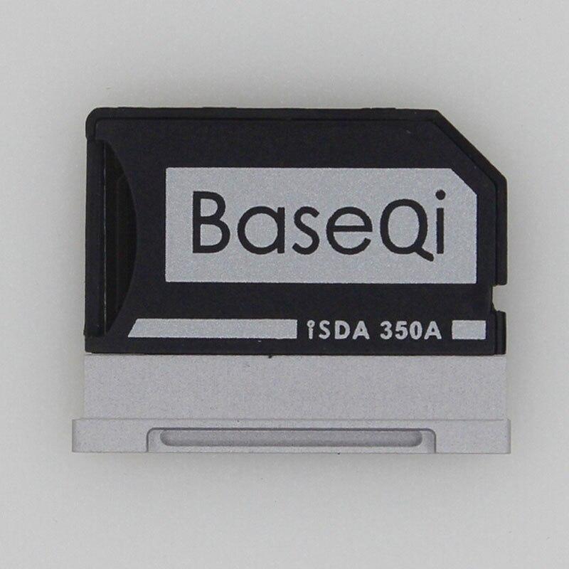 350a оригинальный baseqi Алюминий MiniDrive Micro SD карты адаптер карты памяти для Microsoft поверхность книга 13.5 /поверхности book2