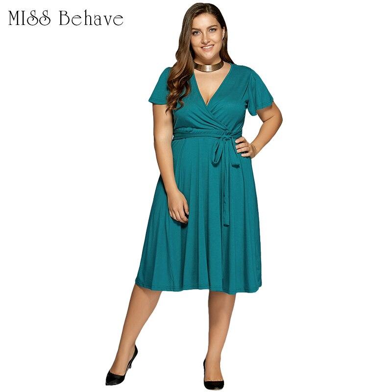 2019 A Line Plus Size 3XL~9XL Swing Women Vintage Dress 1960s Rockabilly Swing Retro Dress Cotton Feminino Vestidos New