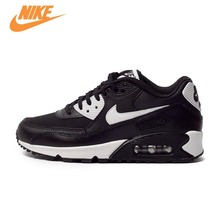 Authentic NIKE AIR MAX 90 ESSENTIAL Breathable Women's Running Shoes Sneakers Trainers