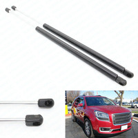 2Pcs Rear Tailgate Gas Charged Lift Support Struts For 2007 2013 GMC Acadia