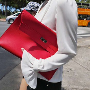 Women Day Clutches PU Leather Crossbody Bags For Women's Envelope Clutch Purse Ladies Hand Bags Bolsas Shoulder Bag Gary Handbag