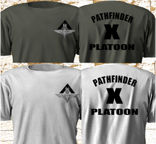 2019 Fashion Double Side New Pathfinder Platoon British Army Uk Airborne Infantry T Shirt Unisex Tee