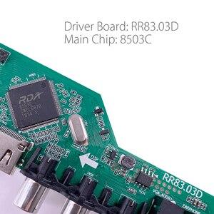 Image 3 - 5 Osd Games RR83.03D Universele Lcd Tv Controller Driver Board Tv/Av/Pc/Hdmi/Usb/game + 7KEY + 2ch 8bit 30Pins Lvds + 4 Lamp Ccfl Back