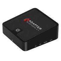 Binmer USB Bluetooth Adapters 2 In 1 Bluetooth Transmitter And Receiver Aptx Digital Optical Toslink Output