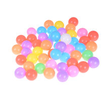 10pcs Hot Milieuvriendelijke Kleurrijke Zachte Plastic Water Zwembad Ocean Wave Ball Baby Grappig Speelgoed Stress Lucht Bal Outdoor Fun sport(China)