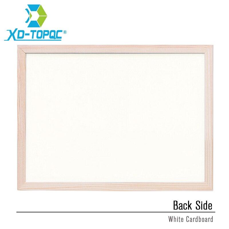 30*40cm Combination Magnetic Blackboard Bulletin Cork Board Krijtbord Restaurant Office Chlakboard Pizarra Note Message Boards 3