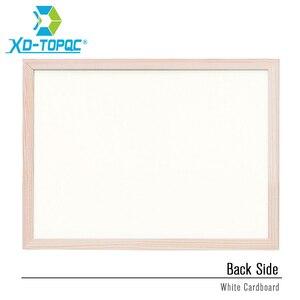 Image 3 - 30*40cm Combination Magnetic Blackboard Bulletin Cork Board Krijtbord Restaurant Office Chlakboard Pizarra Note Message Boards