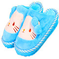 Children Slippers Warm Slippers Baby Shoes Plush Shoes Paternity Shoes Girls Winter Children's Home Slippers TCCS6013